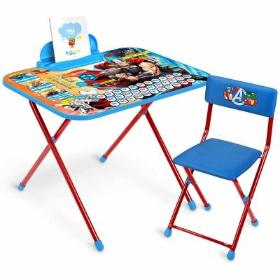 Комплект стол+стул Ника Disney 5 Мстители цена 2017