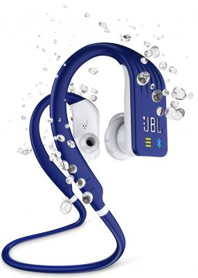 Гарнитура JBL Endurance Dive синий