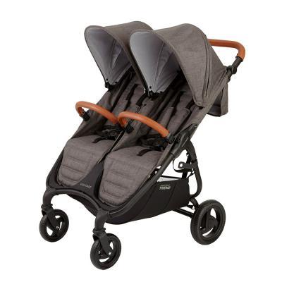 Прогулочная коляска для двоих детей Valco Baby Snap Duo Trend (сharcoal) сверло для duo 35