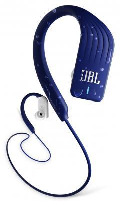 Гарнитура JBL Endurance Sprint синий наушники jbl endurance sprint синий