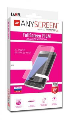 Пленка защитная Lamel 3D защитная пленка FullScreen FILM для Huawei P20 Pro, ANYSCREEN защитная пленка для мобильных телефонов chyi p7 ascend