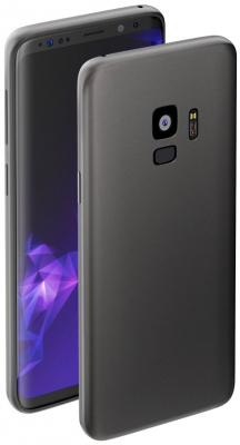 Чехол Deppa Case Silk для Samsung Galaxy S9, серый металлик, Deppa чехол клип кейс deppa для samsung galaxy s9 case silk 1083764 синий 89002
