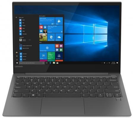Ноутбук Lenovo Yoga S730-13IWL (81J0002KRU) ноутбук lenovo yoga 920 13