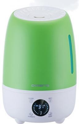 Увлажнитель воздуха Polaris PUH 6805DI зелёный ультразвуковой увлажнитель воздуха polaris puh 6805di синий
