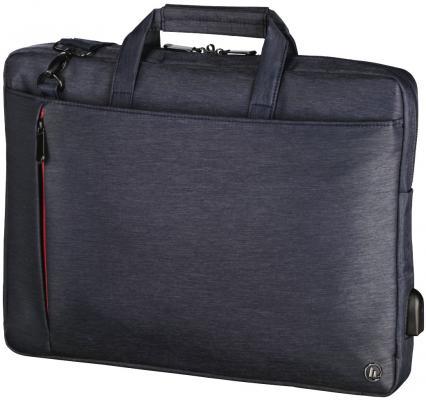 Сумка для ноутбука 15.6 HAMA Manchester полиэстер синий 00101871