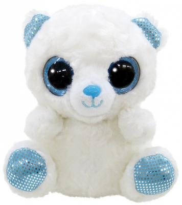 Мягкая игрушка Полярный медвежонок Aurora Юху и друзья текстиль пластик наполнитель плюш белый 12 см палатка 6 м greenwood den 6
