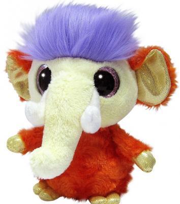 Мягкая игрушка мамонтенок Aurora Юху и друзья текстиль синтепон плюш 12 см цены