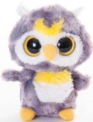 Мягкая игрушка сова Aurora Юху и друзья синтепон плюш 12 см игорь вагин научи себя смеяться