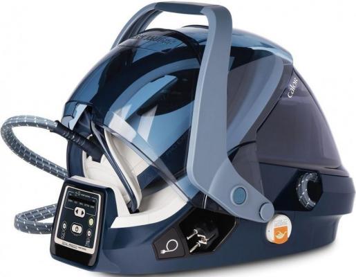 Парогенератор Tefal GV9080 EO 2400Вт синий tefal ko 151430 синий 1500мл 2400вт