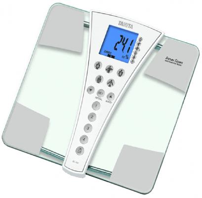 Весы напольные Tanita BC-587 серый белый цены онлайн