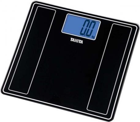 Весы напольные Tanita HD-382 чёрный весы напольные tanita hd 395 white