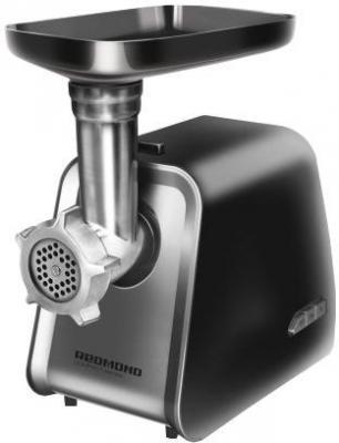 Электромясорубка Redmond RMG-1216 1200 Вт серебристый чёрный
