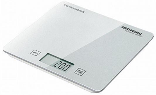Весы кухонные Redmond RS-724-E белый недорого