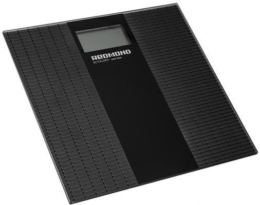 Весы напольные Redmond RS-749 чёрный серый весы напольные redmond rs 708