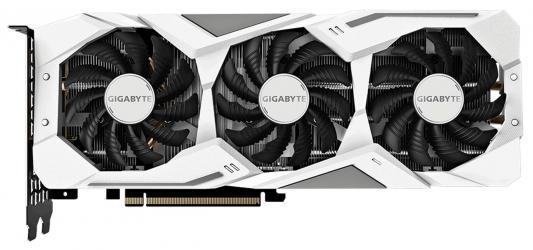 Видеокарта GigaByte nVidia GeForce RTX 2070 GAMING OC WHITE PCI-E 8192Mb GDDR6 256 Bit Retail (GV-N2070GAMINGOC WHITE-8GC)