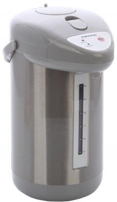 Термопот MAXIMA MTP-M804 800 Вт серый серебристый 3 л нержавеющая сталь gmundner keramik rotgeflammt чашка maxima 0 4 л