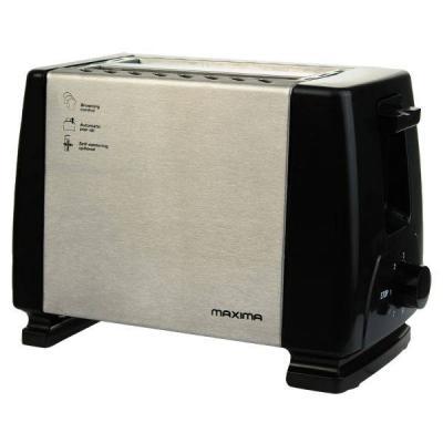 Тостер Maxima MT-014 (Черный металл) cullmann ultralight cp maxima 100 cu 95310 черный