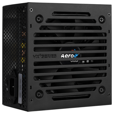 Блок питания ATX 800 Вт Aerocool Retail VX PLUS 800 RGB цена и фото
