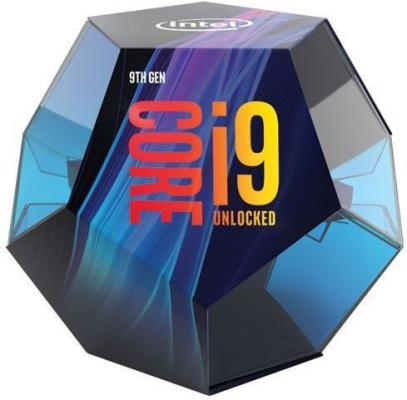 Процессор Intel Core i9-9900K 3.6GHz 16Mb Socket 1151 v2 BOX без кулера процессор intel core i5 6600 3 3ghz 6mb socket 1151 box