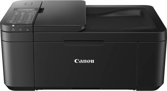 МФУ струйный Canon Pixma TR4540 (2984C007) A4 Duplex WiFi USB черный мфу canon pixma tr4540