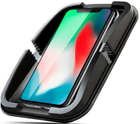 Ginzzu Универсальный коврик-держатель (GH-105B) ginzzu универсальный автомобильный держатель для смартфонов gh 587b