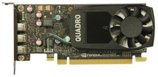 2GB NVIDIA Quadro P400 Half Height (3 mDP) for Precision SFF