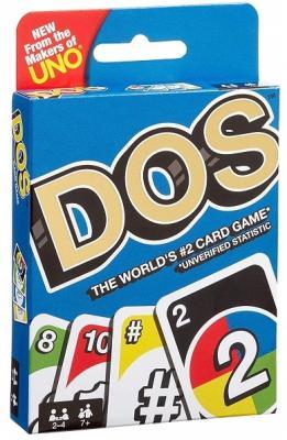 Настольная игра MATTEL карточная Uno