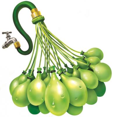 Набор шаров ZURU INC. Bunch O Balloons в ассортименте