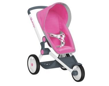 Коляска для кукол SMOBY Коляска для кукол MC&Quinny коляска quinny quinny прогулочная коляска zapp xtra pink precious