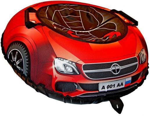 Тюбинг RT Эксклюзив: Super Car - Mercedes рисунок ПВХ полипропилен 6925