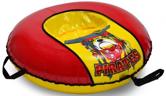 Тюбинг RT Comfort: Pirates до 50 кг рисунок ПВХ 6972 тюбинг rt весёлый олень до 50 кг рисунок тентовая ткань 6967