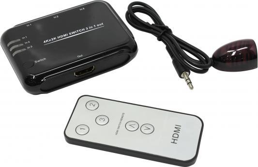 Фото - Greenconnect Переключатель HDMI 3 к 1 серия Greenline ноутбук