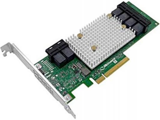 Microsemi Adaptec SmartHBA 2100-24i Single,24 internal ports,PCIe Gen3 ,x8,,RAID 0/1/10/5,,FlexConfig,