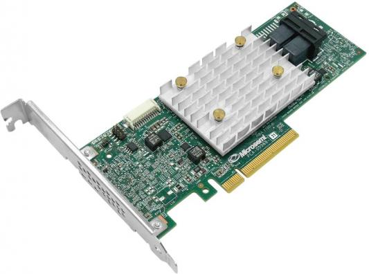 Microsemi Adaptec HBA 1100-8i Single,8 internal ports,PCIe Gen3,x8,,,,FlexConfig,
