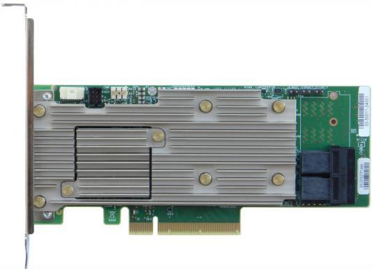 Intel® RAID Adapter RSP3DD080F Tri-mode PCIe/SAS/SATA , SAS3508, 8 int. ports PCIe/SAS/SATA, RAID 0, 1, 10, 5, 50, 6, 60 +JBOD, Cache 4GB, PCIe x8 Gen3 raid controller for 46m0916 m5014 sas sata pcie 256mb
