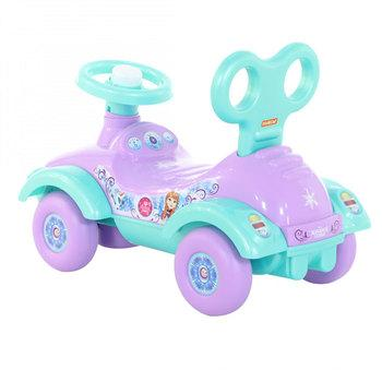 Каталка-машинка Molto Автомобиль-каталка Disney Холодное сердце разноцветный от 3 лет пластик каталка машинка molto автомобиль каталка пикап красный от 1 года пластик
