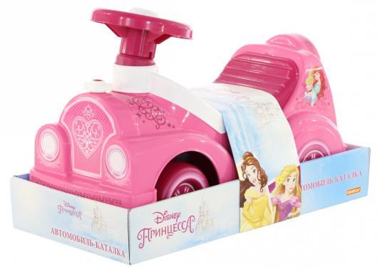 Каталка-машинка Molto Автомобиль-каталка Disney Принцессы розовый от 3 лет пластик каталка машинка molto автомобиль каталка пикап красный от 1 года пластик