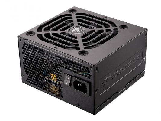 Блок питания Cougar STX 750 (Разъем PCIe-4шт,ATX v2.31, 750W, Active PFC, 120mm Fan, 80 Plus) [STX750] Retail цена и фото