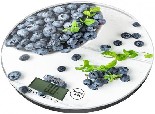 Весы кухонные Lumme LU-1341 рисунок весы кухонные lumme lu 1326 фиолетовый