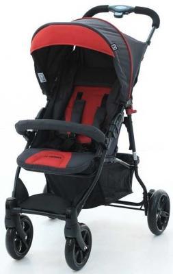 Прогулочная коляска FD-Design Treviso 4 (anthracite/tango red) прогулочная коляска tfk dot t dot 345 tango red
