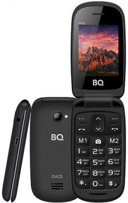 BQ 2437 Daze Black Мобильный телефон мобильный телефон bq mobile bq 2437 daze black