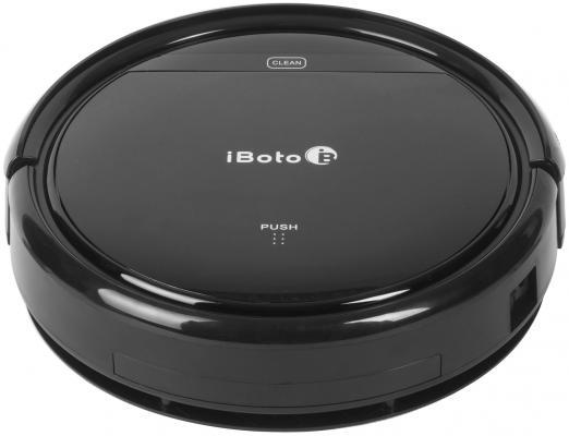 купить Робот-пылесос iBoto Aqua X310 сухая влажная уборка чёрный недорого