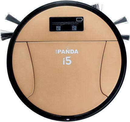 Робот-пылесос Panda i5 сухая влажная уборка золотистый из ремонта пылесос робот panda x950 black