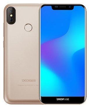 Смартфон Doogee X70 16 Гб золотистый смартфон doogee x30 16 гб золотой