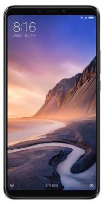 Смартфон Xiaomi Xiaomi Mi Max 3 64 Гб черный (M1804E4A)