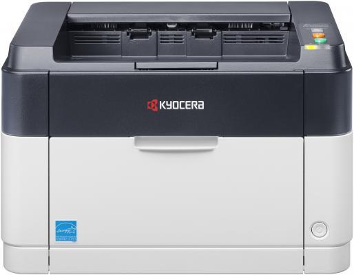Принтер лазерный KYOCERA ECOSYS FS-1060DN, 25 стр/мин, A4, продажа только с доп. тонером TK-1120