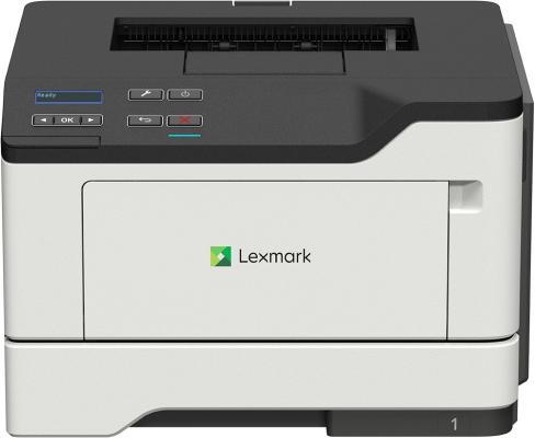 Фото - Принтер лазерный Lexmark монохромный B2338dw принтер lexmark ms521dn