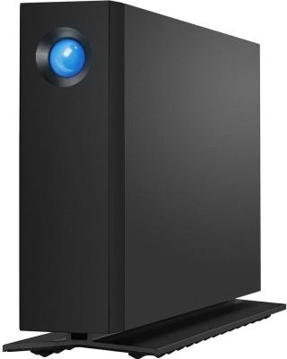 Накопитель на жестком магнитном диске LaCie Внешний жесткий диск LaCie STHA4000800 4TB d2 Professional 3.5 USB 3.1 TYPE C Black накопитель на жестком магнитном диске lacie внешний жесткий диск lacie stgw4000800 4tb rugged raid pro usb 3 1 type c 1xsd card slot 2 5
