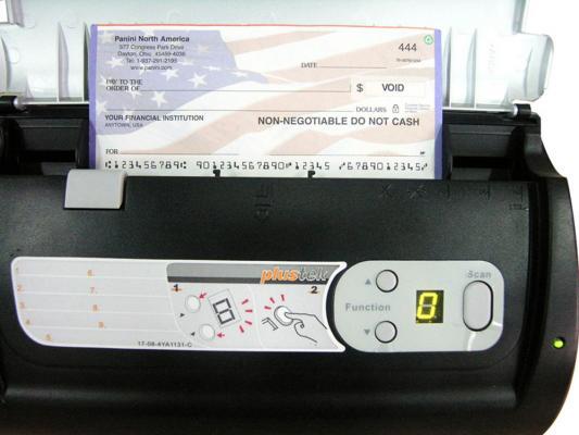 Сканер ADF дуплексный Plustek SmartOffice PS286 Plus