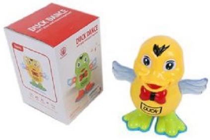 Интерактивная игрушка Наша Игрушка Утенок-танцор от 3 лет игрушка